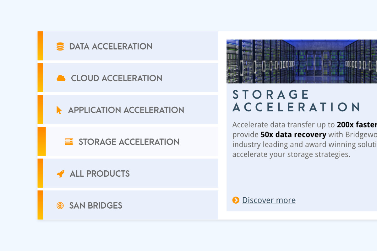 bridgeworks website design
